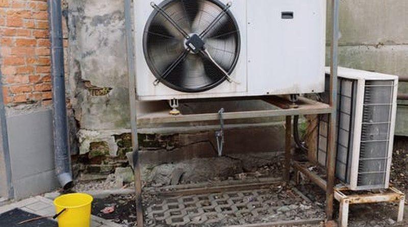 montaža klime