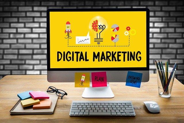Kaj je digitalni marketing?